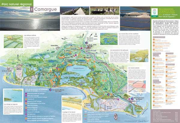 Souvent Une carte touristique à télécharger - Parc naturel régional de  AY79