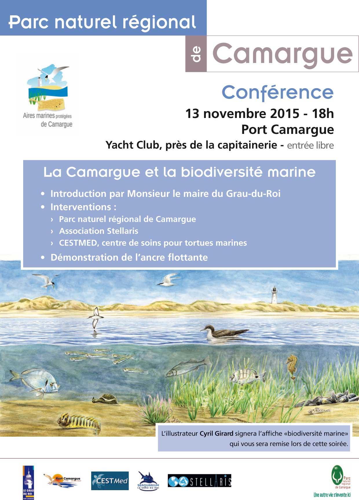 L agenda r gional de la biodiversit observatoire biodiversit - Capitainerie de port camargue ...